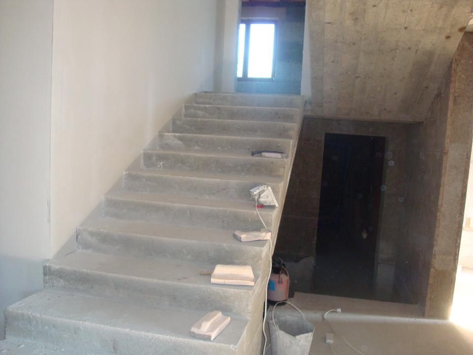 Пусть ведет винтовая лестница